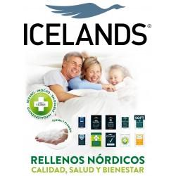 Nordico Sintético Reversible Color Océano-Gris frío