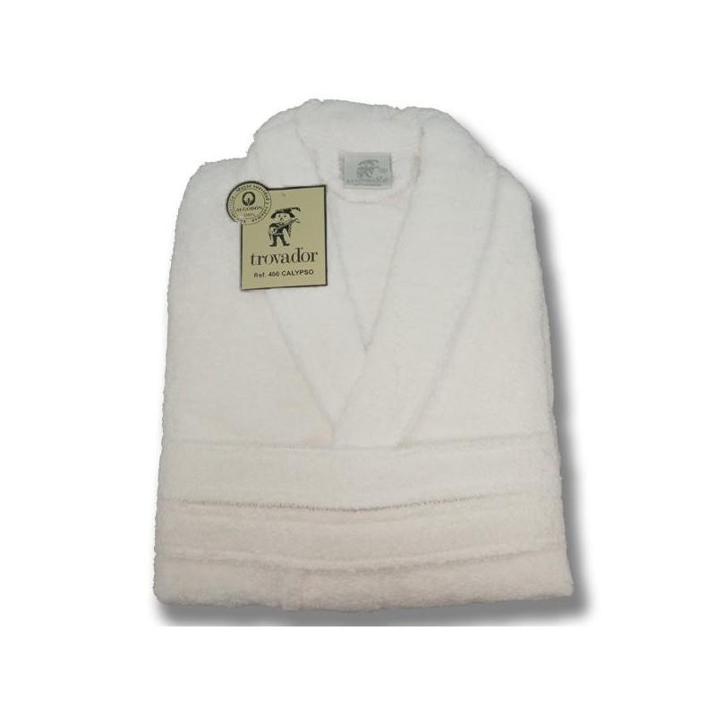 Albornoz Trovador 100% algodón