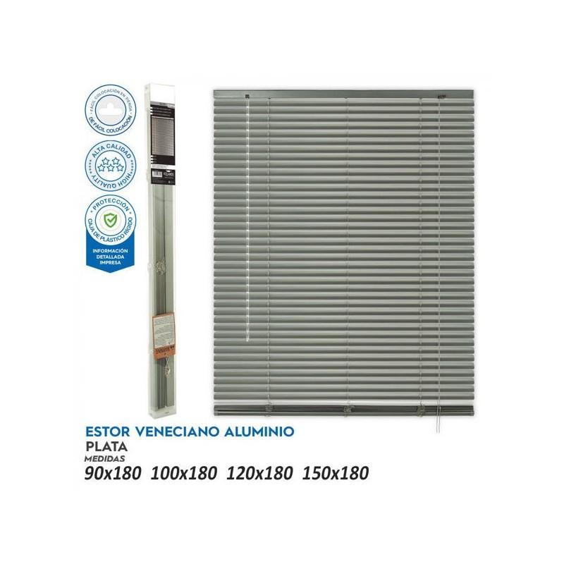 Venecianas Aluminio lama de 25mm