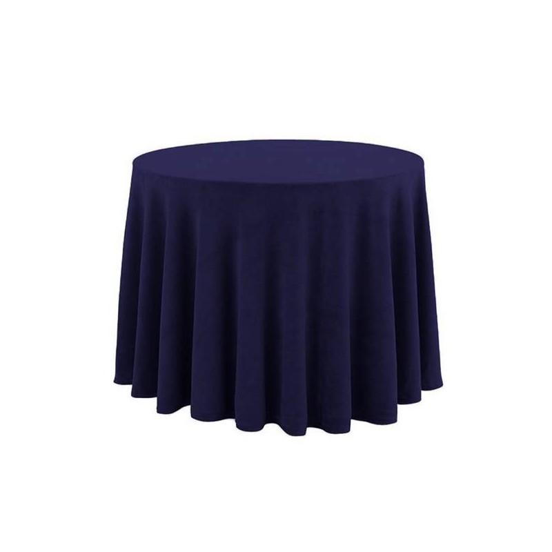 Falda de camilla Manterol Azul