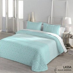 Comforter Sherpa LASSA Aguamarina