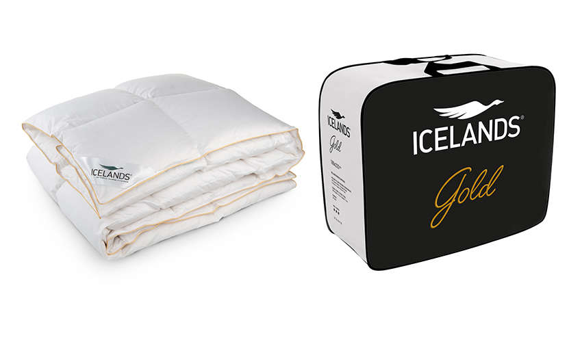 Relleno Nordico GOLD Icelands